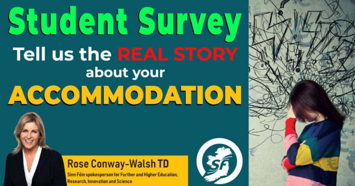 Student Accommodation Survey